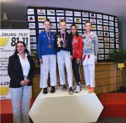 1. BKSV bei den Austrian Junior Open